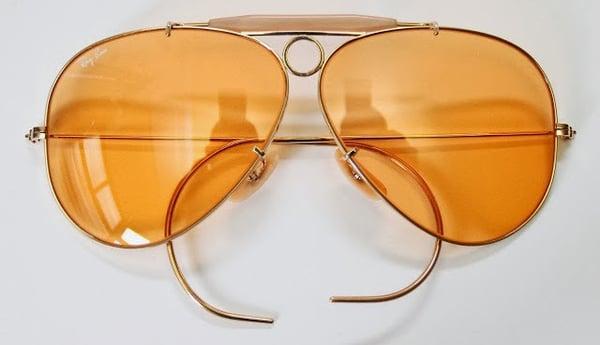 effcfa9a9 Ray ban shooter; El siguiente modelo en aparecer fueron las gafas de sol ...